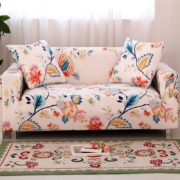 Flower Slipcover Sofa Cover Tightly All-inclusive Wrap