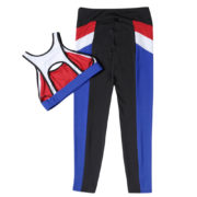 Belleziva Tracksuit Women 2 PCS Yoga Set