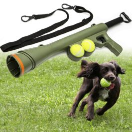Dog Ball Launcher – Let Your Dog Do The Work