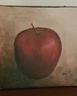 Wall art Apple 3