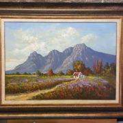 Original Painting – Simonsberg