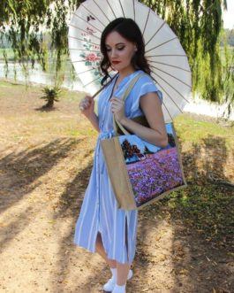 Tote-bag with Sling