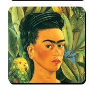 Frida Khalo Coasters